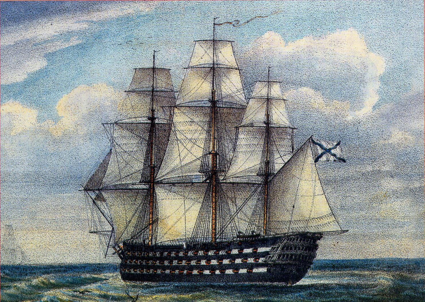 Рейтинг Топ10 самых больших военных кораблей в истории