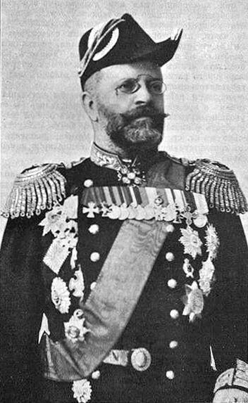 Адмирал Николай Илларионович Скрыдлов